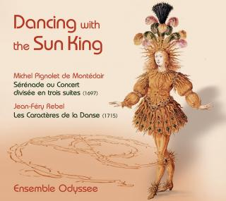 Dancing with Sun King - Ensemble Odyssee