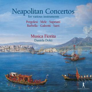 Neapolitan Concertos - for various instruments