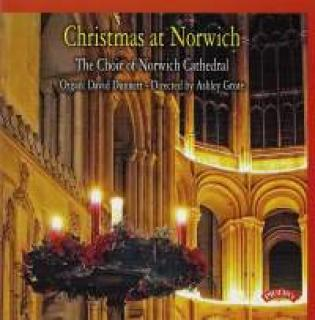 Christmas at Norwich - The Choir of Norwich Cathedral