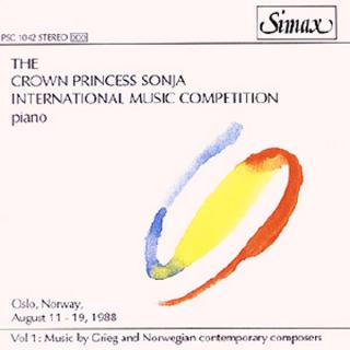 Queen Sonja Piano Competition 88/1 -