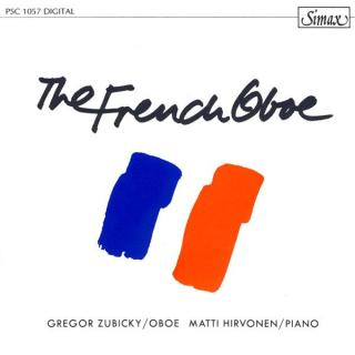 French Oboe - Gregor Zubicky