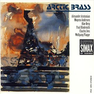 Hindemith/ Plagge/ Ives/ Berg - Arctic Brass
