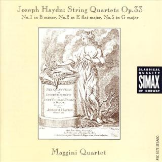 Haydn String Quartet - Maggini Quartet