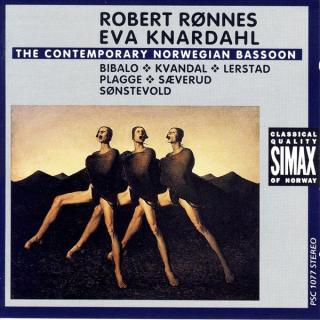 Contemporary Norwegian Bassoon - Rønnes, Robert/Knardahl, Eva