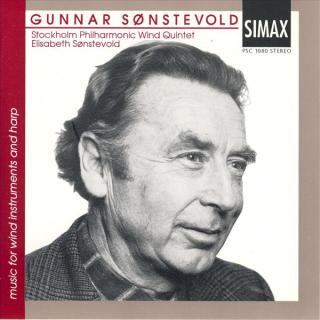 Sønstevold Wind Quintet No 1 & 2 - Stockholm Philharmonic Wind Quintet