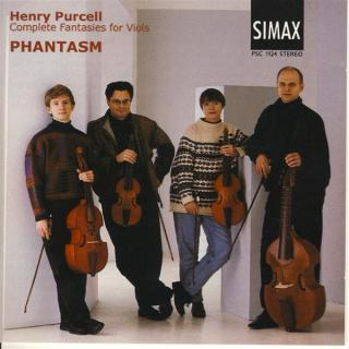 Purcell: Complete Fantasies - Phantasm