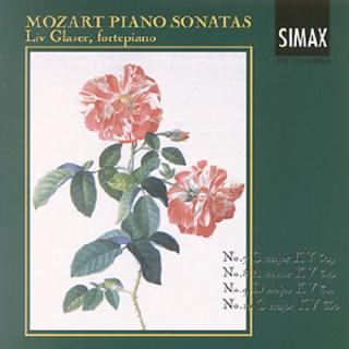 Mozart Piano Sonatas Vol 3 - Glaser, Liv