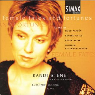 Female Fates And Fortunes - Stene, Randi/Burkhard Kehring
