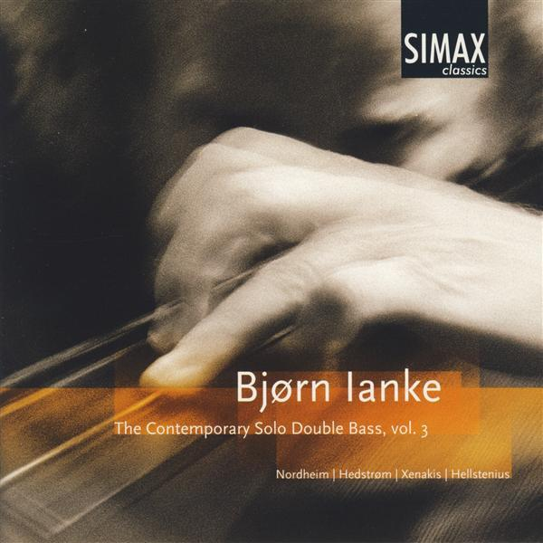 Contemporary Double Bass Solo 3 <span>-</span> Ianke, Bjørn