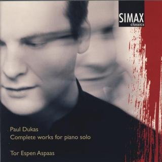 Dukas, Paul, Complete Works For Piano - Aspaas, Tor Espen