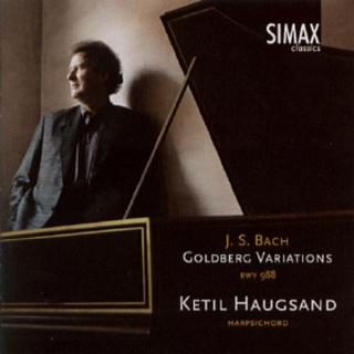 Bach Goldberg Variations BWV 988 - Haugsand, Ketil