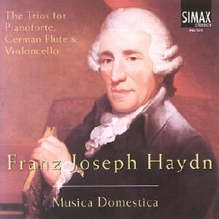 Haydn Trios For Pianoforte - Musica Domestica
