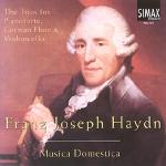 Haydn Trios For Pianoforte <span>-</span> Musica Domestica