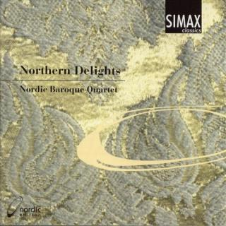 Northern Delights - Nordic Baroque Quartet