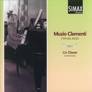 Clementi Sonatas And Sonatinas - Glaser, Liv