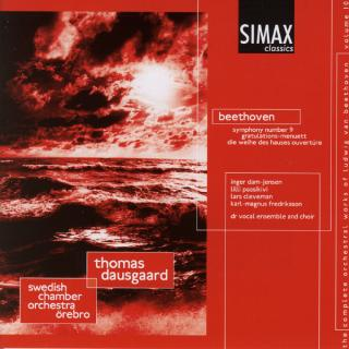 Beethoven Symfoni No. 9 Vol.10 - Swedish Chamber Orchestra