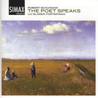 The Poet Speaks - Glaser, Liv