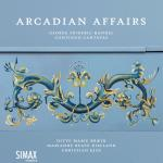 Arcadian Affairs - Continuo Cantatas <span>-</span> Bræin, Ditte Marie / Kielland, Marianne Beate / Kjos, Christian (cembalo)