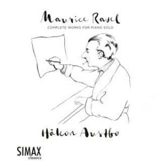 Maurice Ravel Complete Works for Piano Solo - Austbø, Håkon (piano)