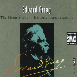 Grieg-Piano Music In Historic -