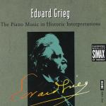 Grieg-Piano Music In Historic <span>-</span>