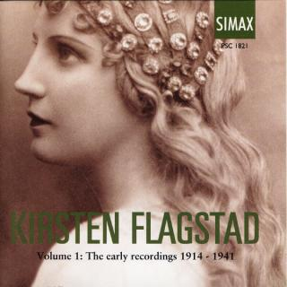 Flagstad Collection 1/1914-41 - Flagstad, Kirsten