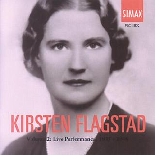 Flagstad Collection 2/1935-48 - Flagstad, Kirsten