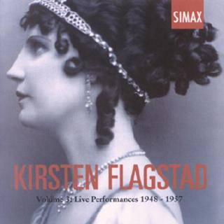 Flagstad Collection 3/1948-57 - Flagstad, Kirsten