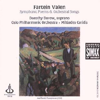 Symphonic Poems & Orchester Songs - Dorow, Dorothy / Oslo Filharmonien