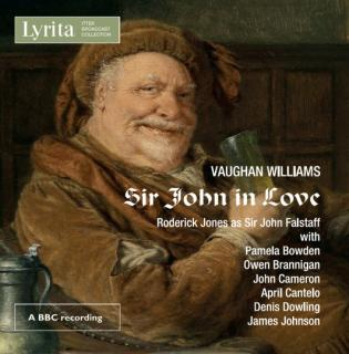 Williams, Ralph Vaughan: Sir John in Love - An Opera in Four Acts - Robinson, Stanford