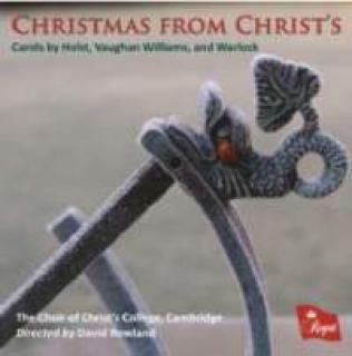Christmas from Christ's - The Choir of Christ's College Cambridge