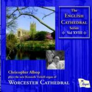 English Cathedral Volume XVIII - Worcester - Allsop, Christopher