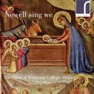 Nowell Sing We: Contemporary Carols, Vol. 2 - Choir of Worcester College Oxford