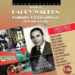 The Songs of Harry Warren – Lullaby Of Broadway – 1922-1957 <span>-</span> Diverse artister