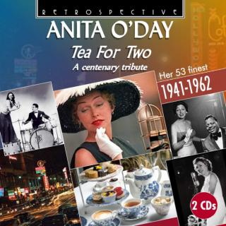 Anita O`Day - Tea for Two (A Centenary Tribute) - Day, Anita O`