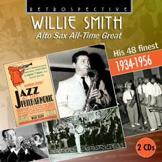 Willie Smith - Alto Sax All-Time Great - His 48 finest - 1934-1956 - Smith, Willie (alto saxophone)