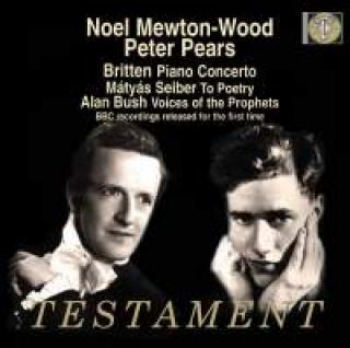 Noel Mewton-Wood & Peter Pears