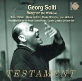 Wagner, Richard: Die Walküre (Covent Garden 1961) - Solti, Georg