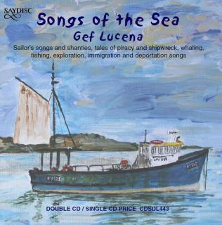 Lucena, Gef – Songs of the Sea - Lucena, Gef (vocals, bouzouki, autoharp)