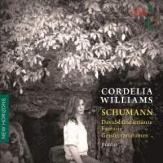 Schumann, Robert: Davidsbündlertänze, Fantasie in C & Geisterveriationen - Williams, Cordelia