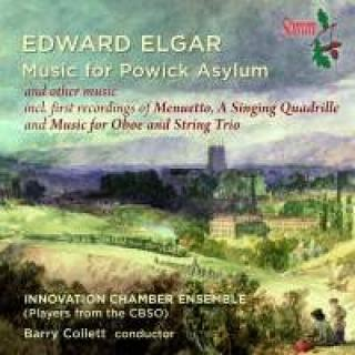 Elgar, Edward: Music For Powick Asylum - Collett, Barry