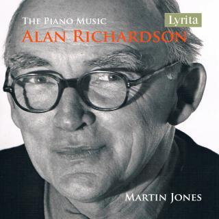 Richardson, Alan: The Piano Music - Jones, Martin