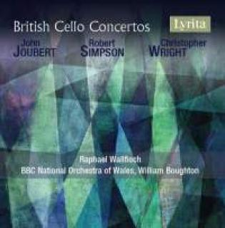 British Cello Concertos - Wallfisch, Raphael