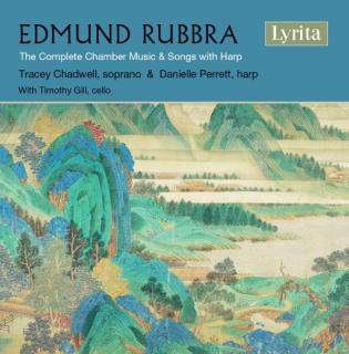 Rubber, Edmund: The Complete Chamber Music & Songs With Harp - Chadwell, Tracey