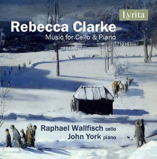 Clarke, Rebecca: Music for Cello & Piano
