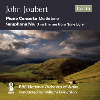 Joubert, John: Piano Concerto & Symphony No. 3 - Jones, Martin - piano | BBC National Orchestra of Wales | Boughton, William