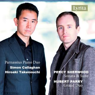 Sherwood, Pery & Parry, Hubert: Piano Duos - Parnassius Piano Duo