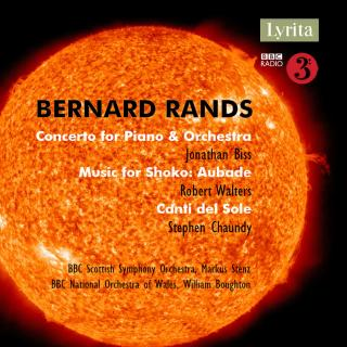 Rands, Bernard: Canti del Sole - Various Artists
