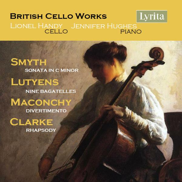 British Cello Works <span>-</span> Handy, Lionel (cello)