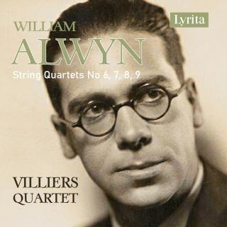 Alwyn, William: Early String Quartets - Villiers Quartet